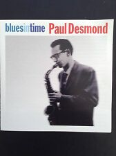 PAUL DESMOND:BLUES IN TIME/FIRST PLACE AGAIN 2012  2CD  Gerry Mulligan, Jim Hall