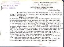 FASCISMO RSI  DENUNCIA LATITANZA FERROVIERE ROCCAVERANO SAVONA LETIMBRO doc3