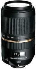 Tamron SP 70-300mm F/4-5.6 Di VC USD For Canon - 4 Years Manufacturer Warranty!!