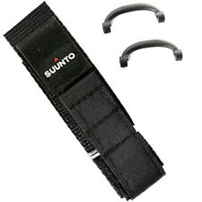 Suunto Vector Advizor Altimax Mariner Regatta Strap Kit Black Fabric SS004769000