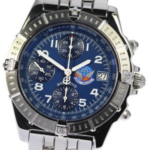 BREITLING Chronomat A13353 Blue Impulse Limited to 500 Automatic _638350