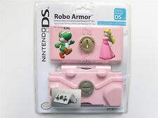 Nintendo DS Lite Hard Case Shell Yoshi Princess Peach Robo Armor Cover Mario