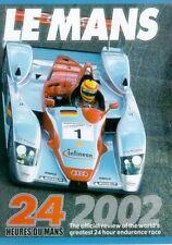 Le Mans 2002 - Official review (New DVD) 24 Hour Endurance race