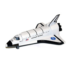 20cm Space Shuttle Rocket Nasa Diecast Model Toy Children Die Cast Fun Friction