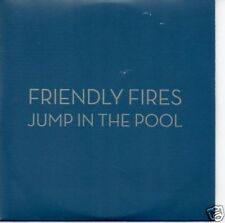 (804S) Friendly Fires, Jump In The Pool - DJ CD