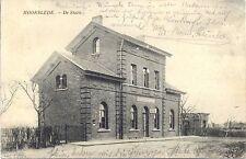 Belgien, Moorslede, De Statie, Feldpost 1915