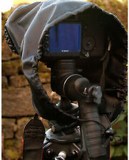 Camera rain cover fits Nikon Canon 24-70 f2.8 + 7D 5D 60D etc
