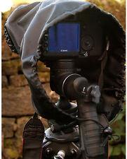 Cámara cubierta de lluvia se adapta a Nikon Canon 24-70 F2.8 + 7d 5d 60d Etc