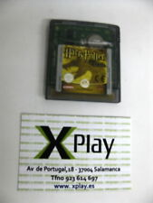Nintendo Game Boy Color Harry Potter Pal España Solo cartucho envío combinable