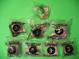 Taco Bell 1997 - Star Wars Trilogy - COMPLETE set of 7 + Yoda (0+) *8 MIP*