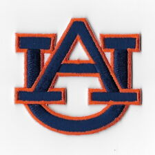 Auburn Tigers NCAA Iron on Patches Embroidered Applique Badge Emblem Logo Sew
