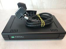 DIGI 50001077-03 PORTS/8EM 232 CR2 RJ45 120K w/ 62080060F 44 Pin EBI db44 Cable