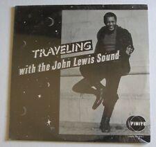 John Lewis 1976 Finite LP Traveling With The John Lewis Sound SEALED! JAzZ fUNk