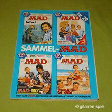 Recolector-Mad nr 29 (192-195) 1985 con schimanski Mad-rock hielo en una estaca rar top!
