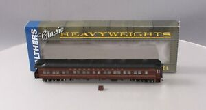 Walthers 932-10254 Ho Scale Pennsylvania Pullman Heavyweight Lounge-Observation
