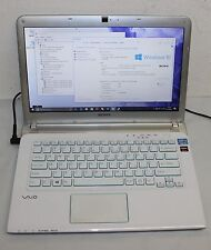 "SONY VAIO SVE14A2A4E 14 "" 500 GB,Intel Core i3 2,40GHz,4GB Scheda grafica radeon"