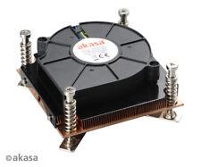 Akasa AK-CCE-7107BP Intel LGA 775 & 115X CPU Cooler