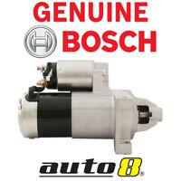 Genuine Bosch Starter Motor For Holden Commodore 5.7L V8 (LS1) VT VX VY VZ GEN3
