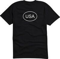 T- Shirt Damen oder Herren S-XXL - DE-2373 - Vereinigte Staaten USA