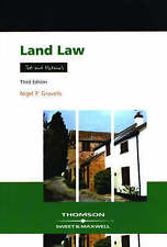 Land Law : Text and Materials by Gravells, Nigel P.