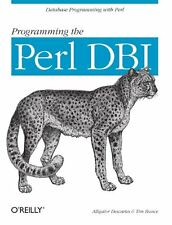 Programming the Perl DBI: Database programming wit