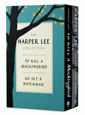 The Harper Lee Collection : To Kill a Mockingbird + Go Set a Watchman (Dual.