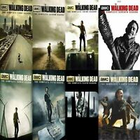 The Walking Dead Complete Seasons 1-8 Season- New Sets Collection