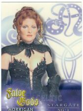 Stargate SG1 Season 5 False Gods Acetate Chase Card F7