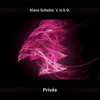 Klaus Schulze's U.S.O. : Privée CD (2016) ***NEW*** FREE Shipping, Save £s