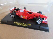 6H IXO Altaya Ferrari F1 2000 M Schumacher # 3 GP 1:43