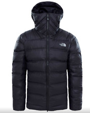 NWT Mens The North Face Summit L6 Down Belay Parka Jacket Large Black