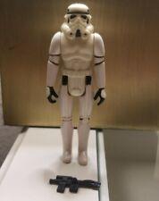 Star Wars Vintage Kenner 1977 Stormtrooper ANH COO Hong Kong 3.75 Blaster 12