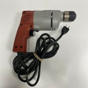 """MILWAUKEE 0231-1 3/8"""" HOLE SHOOTER DRILL CORDLESS CHUCK MOSTLY UNUSED FREE SHIP!"""
