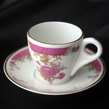 Vintage Ritz Carlton Hotel Demitasse Cup & Saucer