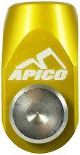 Apico Rear Brake Clevis YAMAHA YZ125 YZ250 YZF250 YZF450 03-15 GOLD