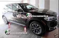 Set Pedane Laterali BMW X5 F15  2013-2017 Sottoporta in Alluminio  I° qualita'