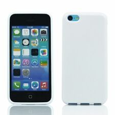White Mobile Phone Fitted Case/Skin