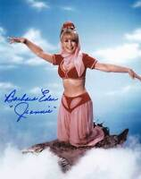 Barbara Eden In-Person AUTHENTIC Autographed Photo COA Jeannie SHA #47794