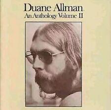 Duane Allman - An Anthology, Vol. 2 [CD] NEW