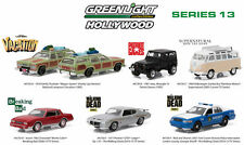 Greenlight 1:64 Hollywood Series 13 Assortment 6 x Diecast Car Model Set 44730