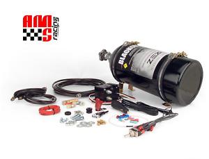 Zex 82380B 75-175HP Blackout Nitrous Kit - 2010-2014 Chevrolet Camaro Gen V 6.2L