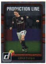 2016 Donruss Soccer Production Line #7 Riccardo Montolivo AC Milan