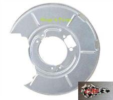 BMW 3 Series 3dr Hatch 01-04 e46 Compact O/S Rear Brake Disc back plate