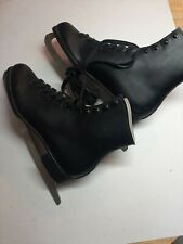 Unknown Ice Skates size 11 Made In Canada Maybe Vintage Sam Blades New Condition