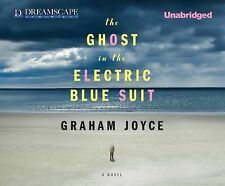 The Ghost in the Electric Blue Suit by Graham Joyce (2014, CD, Unabridged)