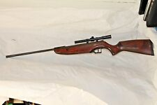 Crosman Marksman 0035 4,5 Cal. (.177) Pellet Rifle With 4X15 Scope Made In Spain
