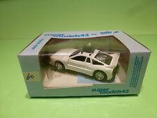 VITESSE SM5 LANCIA 037 MARTINI RACING RALLY BANDAMA RALLY 1982 1:43 - VG IN BOX