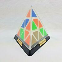Vintage Pyramid Puzzle 1980s Rubik's Cube Pyramix Rubiks Tomy