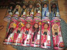 Fashion Attitude Doll F.A.D. nick & nora - dollhouse - jordache Lot of (13)