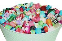 Huge Lot Ribbon 1 lb+ 100+ yds Color Coordinated Grosgrain Glitter Velvet BONUS